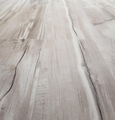 Shipwreck Blonde Wood Effect Planked SPC Stone Reinforced Composite Waterproof Flooring 2.2m² (£26.79 per m²)