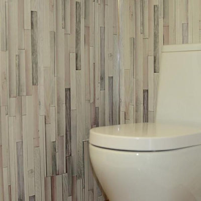 VOX Pezzo Motivo CLASSIC Range Bathroom PVC Wall Cladding Panels 250mm x 2700mm x 8mm