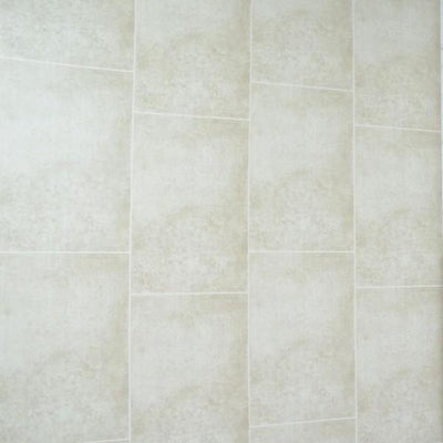 Sample of Sandy Shores Tile Effect 8mm Bathroom PVC Wall Panel