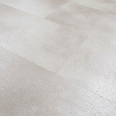 Colosseum Cream Tile SPC Stone Reinforced Composite Waterproof Flooring 1.86m² (£26.85 per m²)