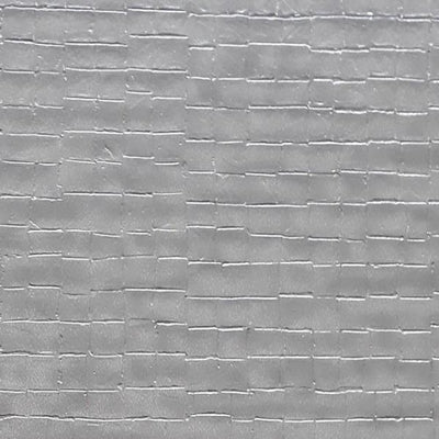 Sample of Platinum Grey Montage Textured PVC Bathroom Wall Panels