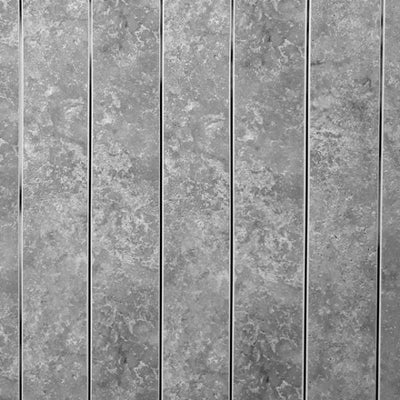chrome-marble-and-grey-5mm-tongue-and-groove-panels