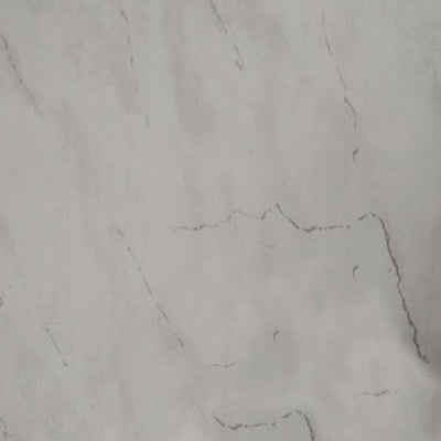 Sample of Light Grey Stone Marble 5mm Cladding Bathroom Wall Panels