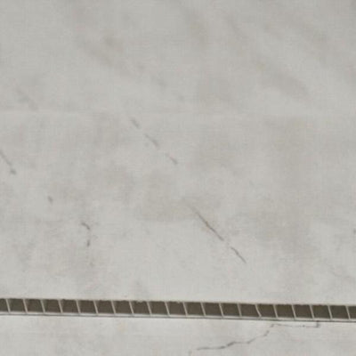 Light Grey Marble 5mm Tongue And Groove Panels