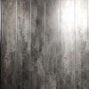 Sample of Anthracite Grey Mist & Chrome Bathroom Wall Cladding 5mm Panels 2.6m x 0.25m - Claddtech
