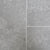 Sample of Concrete Grey Tile Groove Bathroom Wall Panels 8mm Shower Cladding