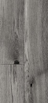 Distressed Grey Oak Wood Bathroom Wall Panels PVC 8mm Thick Cladding 2.6m x 0.25m (Pack of 4) - Claddtech