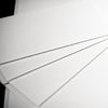 Gloss White Bathroom Wall Panels PVC 5mm Thick Cladding 2.6m x 250mm - Claddtech