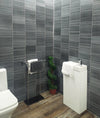 Executive Small Tile 8mm PVC Panels For Walls - Claddtech
