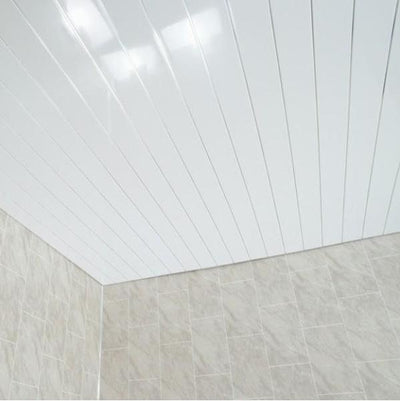 white-chrome-ceiling-cladding-for-bathrooms