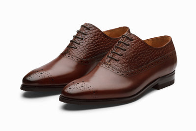 Albert Leather Oxford - Sequoia