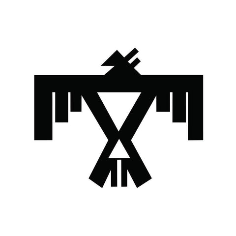 Native American Tribe Symbol Sticker 3