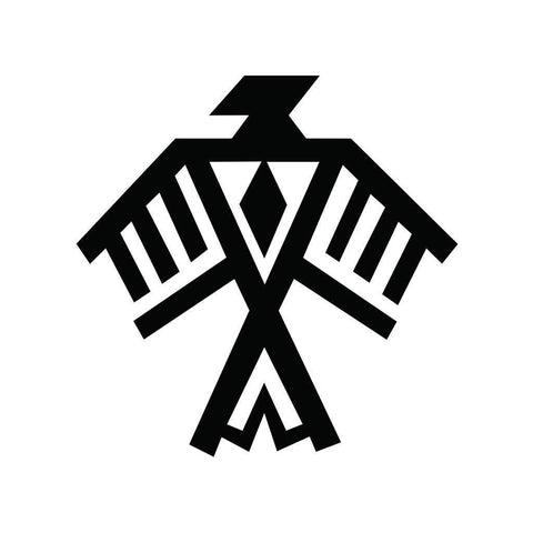 Native American Tribe Symbol Sticker2