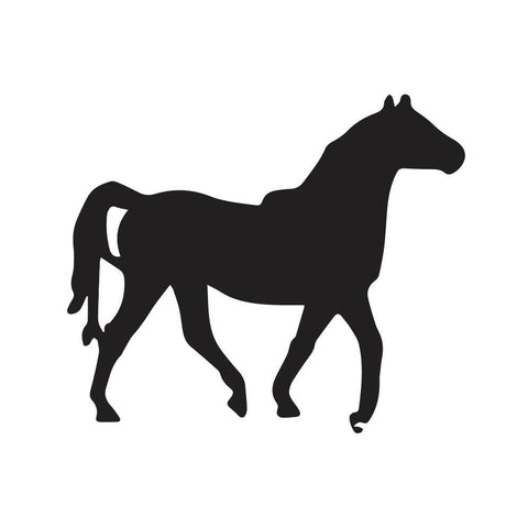 Walking Horse Decal