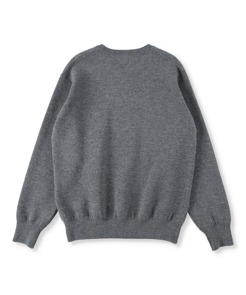 Double-Faced Knit Sweat Shirt (Men)