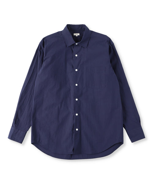 Peru Cotton Poplin Over Shirt(Men)