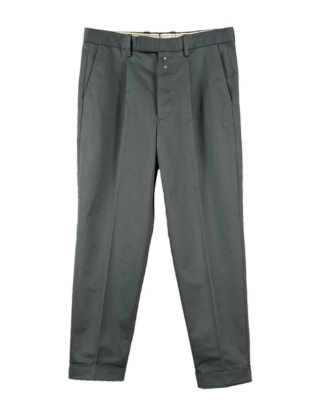 San Joaquin Cotton Chino 1Pleated Trousers Limited (Women)
