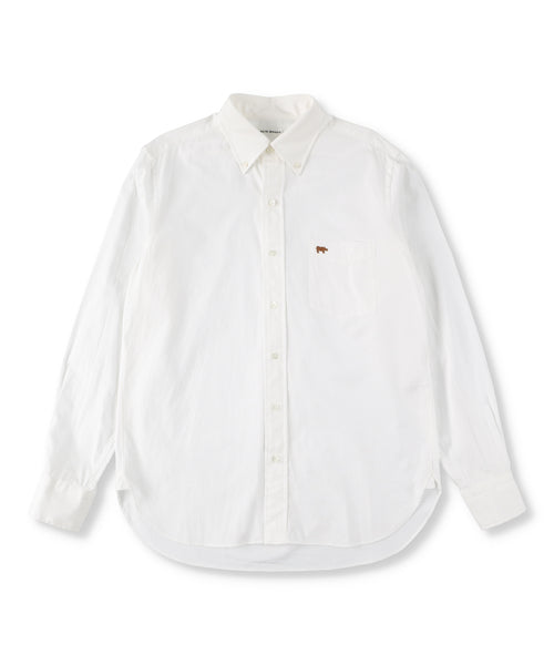 FINX Cotton Oxford B.D Collar Shirt (Women)