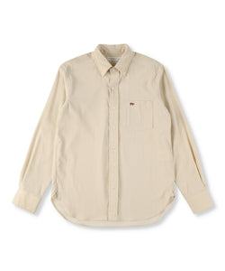 Organic Cotton Corduroy B.D Collar Shirt (Men)
