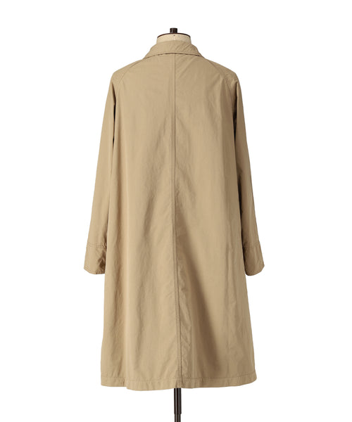 N/P Garment Dyed Balmacaan Coat Limited Colour(Men)