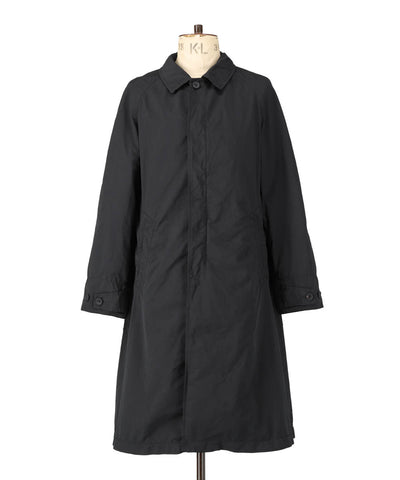 N/P Garment Dyed Balmacaan Coat (Men)