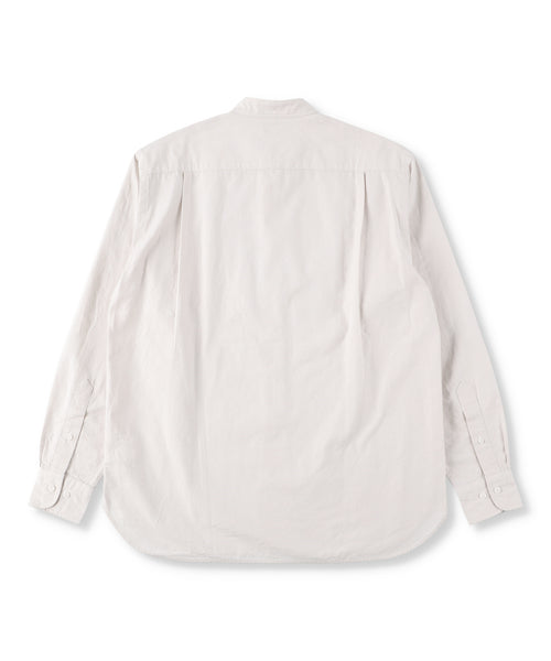 Washer OX Band Collar Shirt