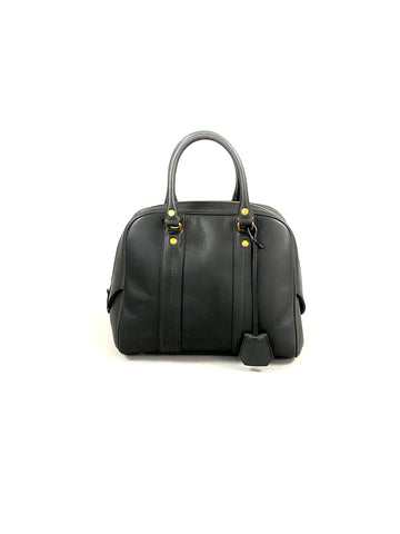 Scye Mercantile Leather Boston Bag SS