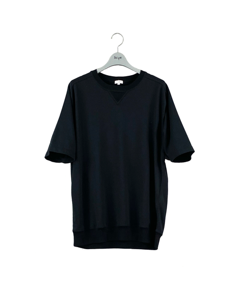 1120-21207 Loopback Terry Short Sleeved Sweat Shirt (Men)