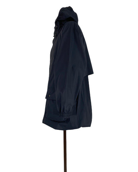 Barbour×Scye for UA 2WAY Length Packable Jacket