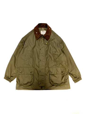 Barbour×Scye for UNITED ARROWS