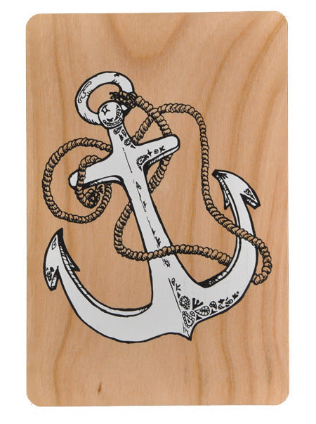 Anchor Cherrywood Postcard