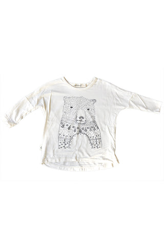 Charlie Bear Sloppy Top, Natural