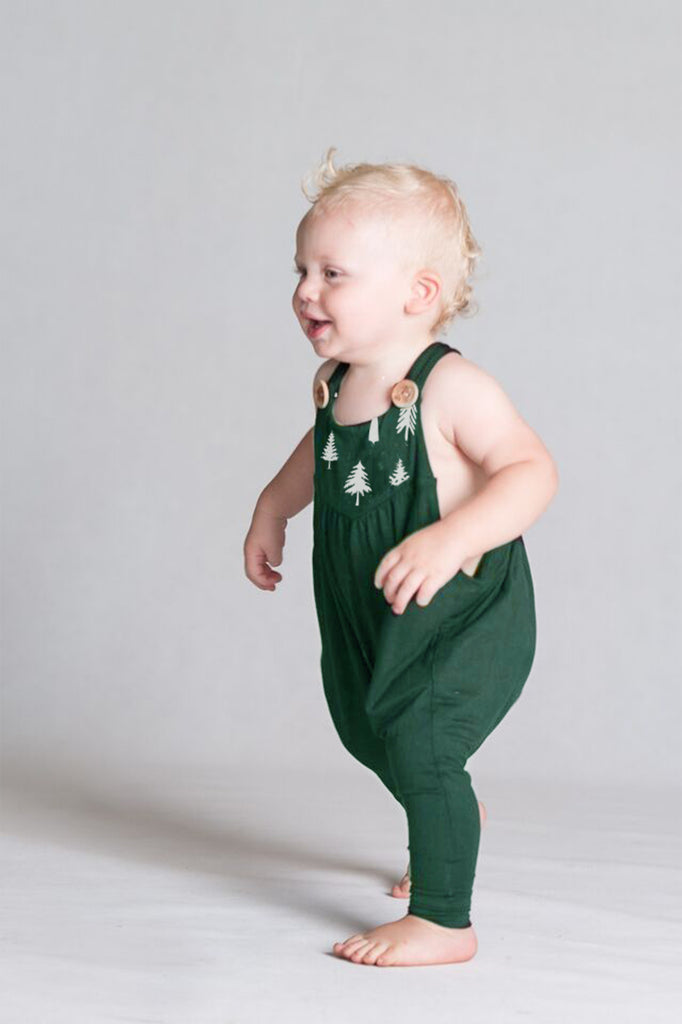 Forest Overalls