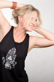 Ladies Tank, Black Create with your hands every day