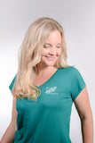 Ladies Tee, Forest Free Spirit