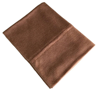 Cotton Jersey Underscarf - Deep Tan - Sabaah's Boutique