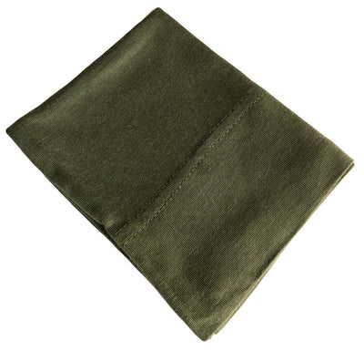 Cotton Jersey Underscarf - Olive - Sabaah's Boutique