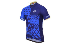 Men's Road Rhythm Gran Fondo 2 Jersey