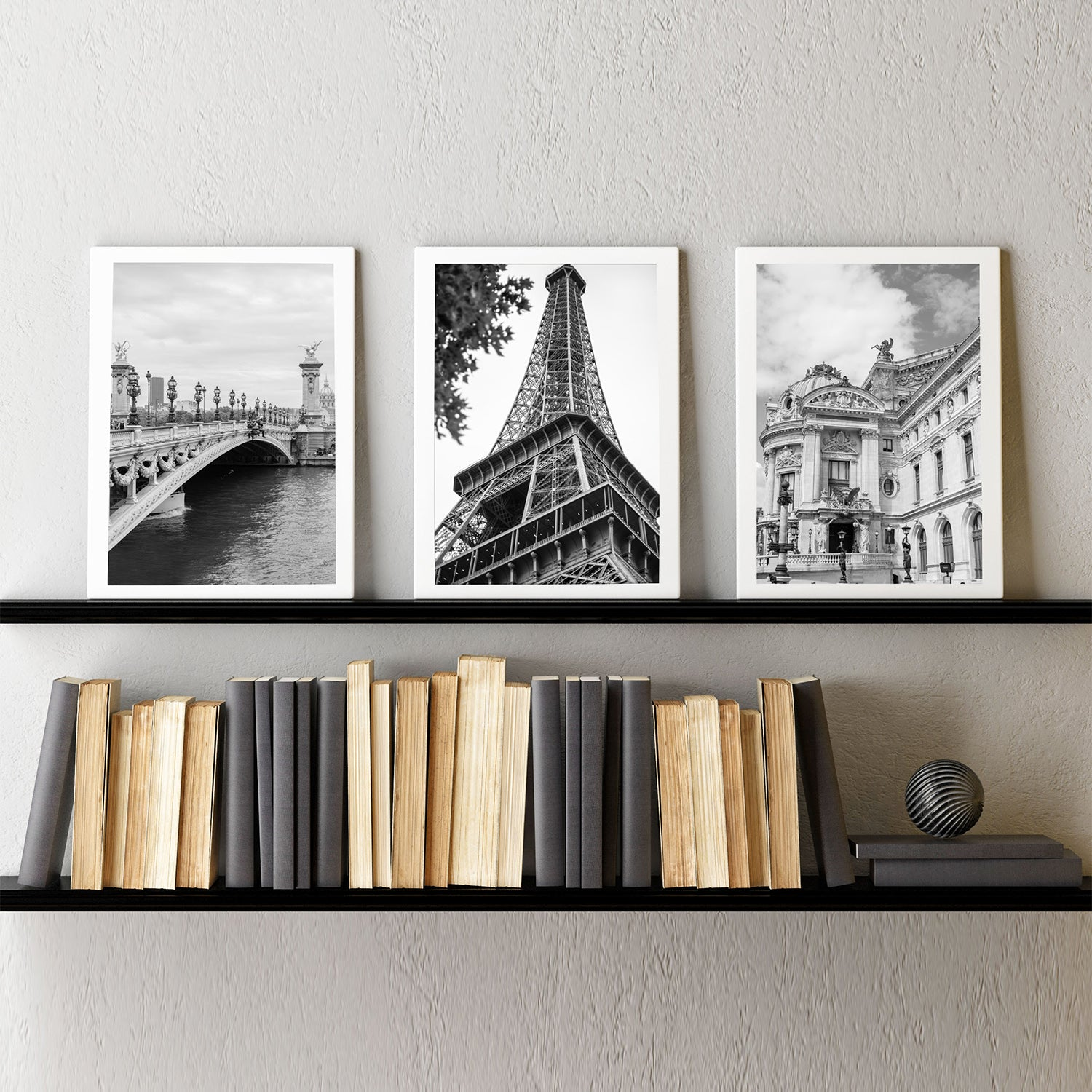 Paris Set of 3