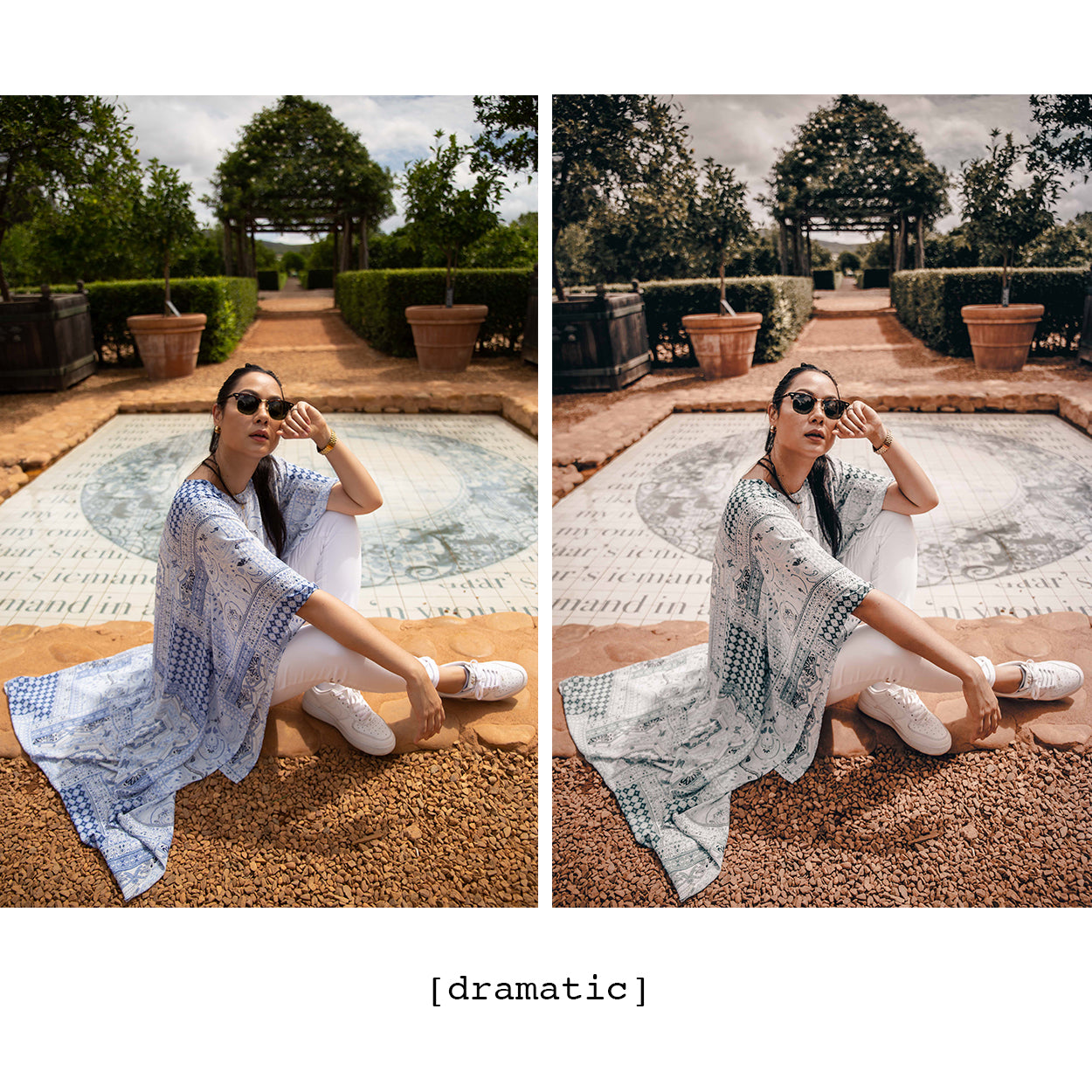 SUMMER PRESET PACK FOR DESKTOP - Shop Fashion Breed For The Best Lightroom Instagram Presets