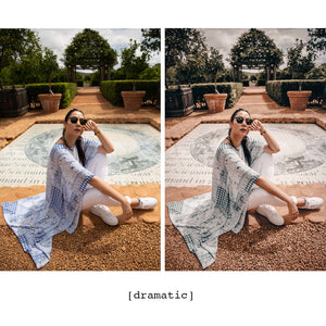 SUMMER PRESET PACK FOR MOBILE - Shop Fashion Breed For The Best Lightroom Instagram Presets