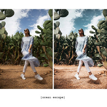 Load image into Gallery viewer, SUMMER PRESET PACK FOR DESKTOP - Shop Fashion Breed For The Best Lightroom Instagram Presets