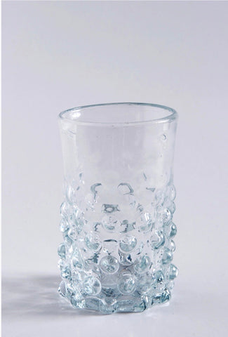 Marconi tumblers (set of 6) clear