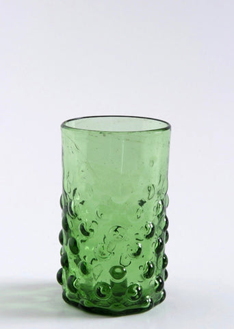 Marconi tumblers (set of 6) green