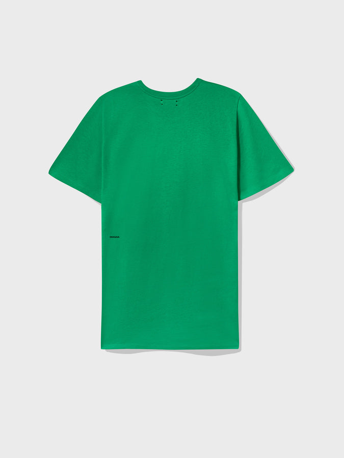 Organic cotton t-shirt—marine green