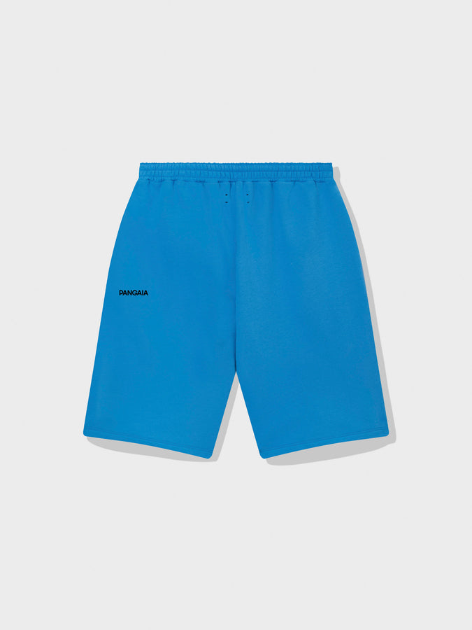 Organic cotton long shorts—atlantic ocean