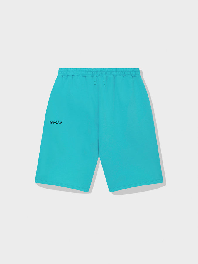 Organic cotton long shorts—indian ocean