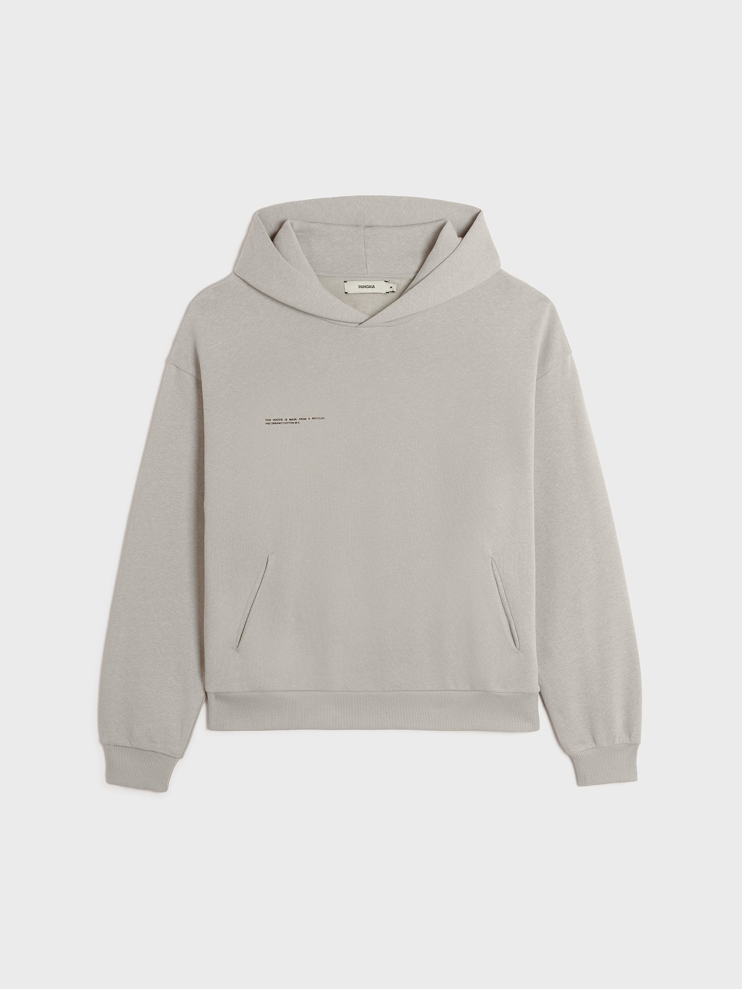 Heavyweight Recycled Cotton Hoodie