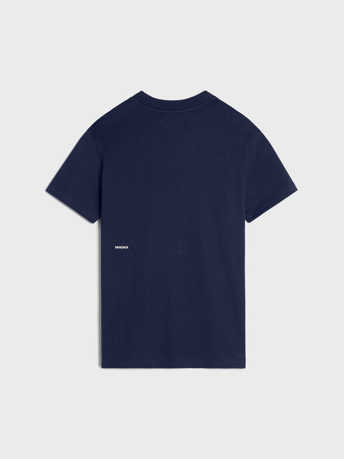 PPRMINT™ seaweed fiber slim fit t-shirt—navy blue