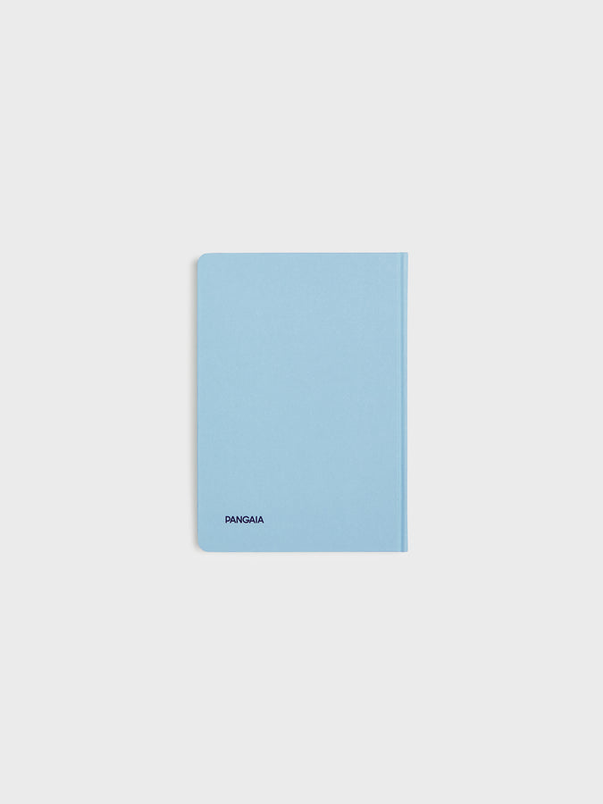 Tree free notebook—celestial blue